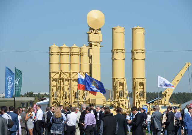 國際航空航天沙龍在莫斯科州的茹科夫斯基市