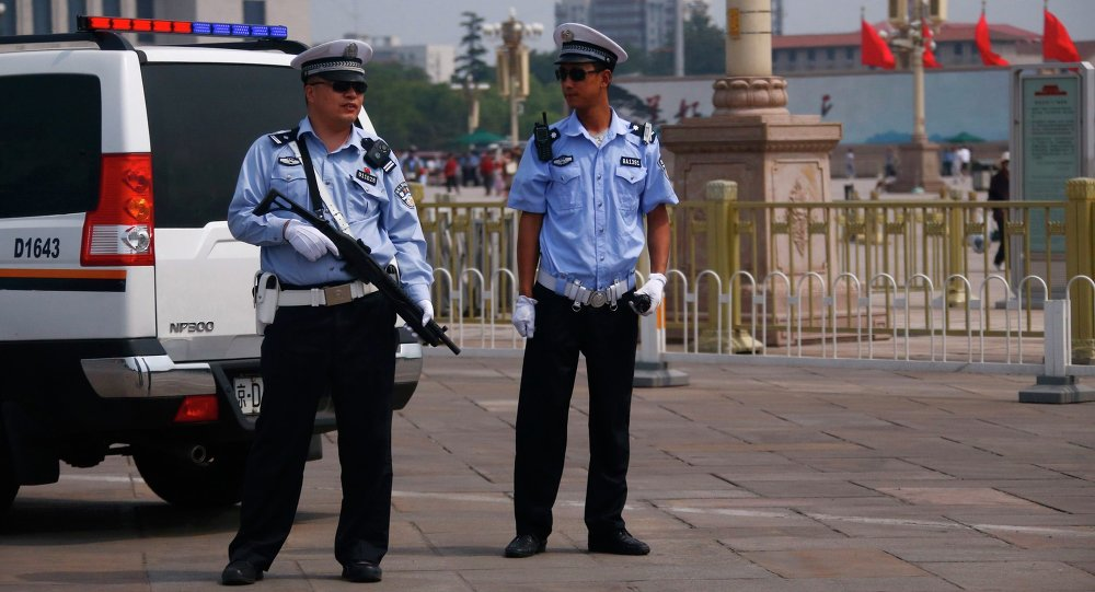 中國公安部長:巴黎恐怖事件後,中國將更加嚴格地繼續進行安保措施