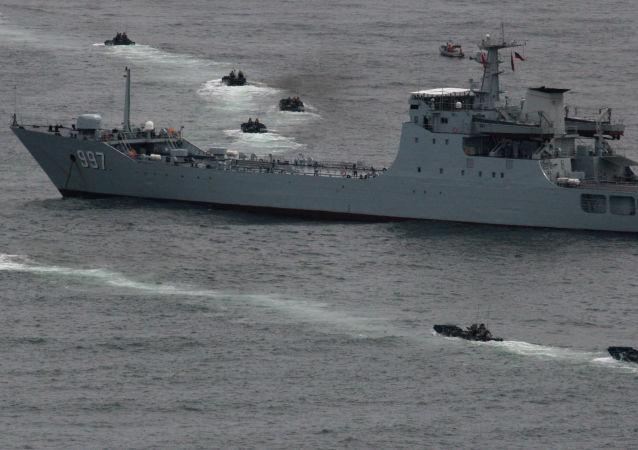 中國海軍/資料圖片/