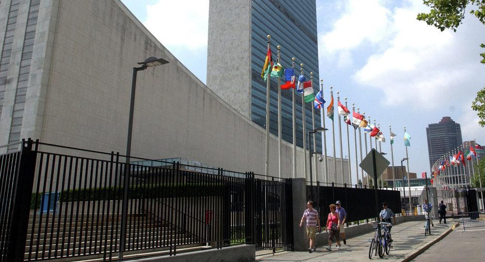 俄常駐聯合國副代表:莫斯科望安理會批准打擊極端主義決議