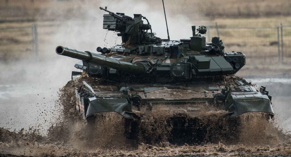 俄方正與印度就簽訂T-90MS坦克的供應合同進行談判