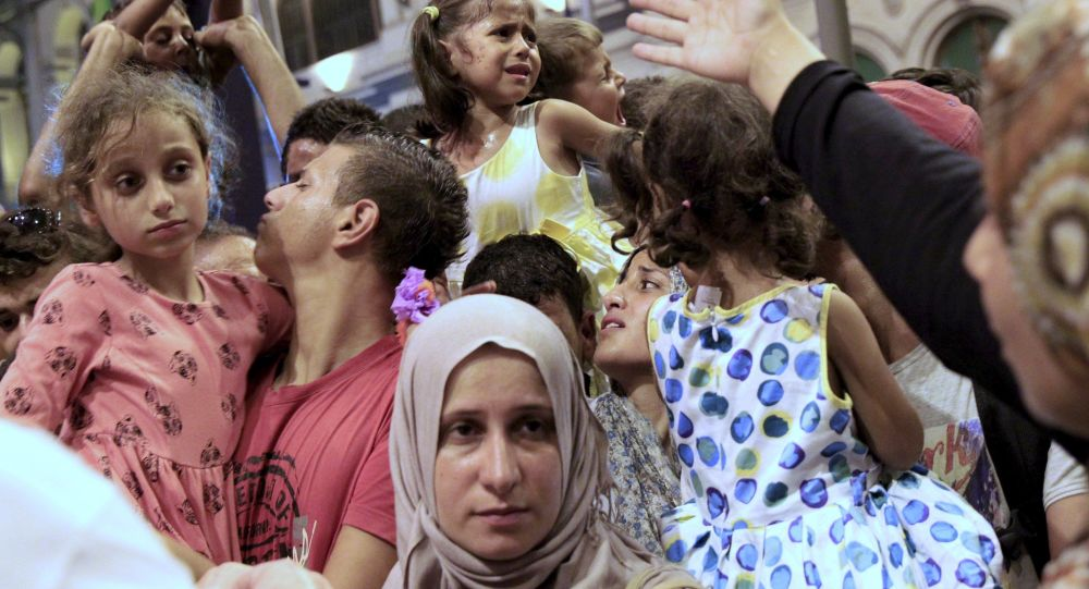 德國總統:移民危機成為歐盟歷史上面臨的最大挑戰