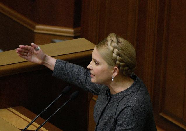 季莫申科可能將再次擔任烏克蘭總理