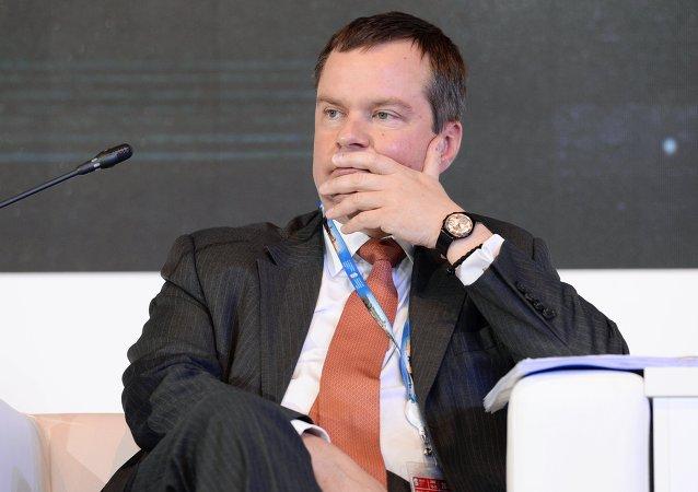 俄財政部副部長阿列克謝·莫伊謝耶夫