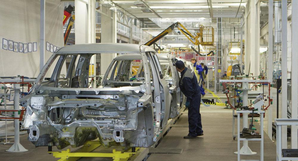 俄高爾基汽車製造集團部分企業恢復生產