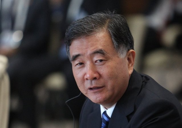 中國國務院副總理汪洋