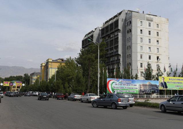 塔吉克斯坦伊斯蘭黨派領導人被控組織犯罪團伙