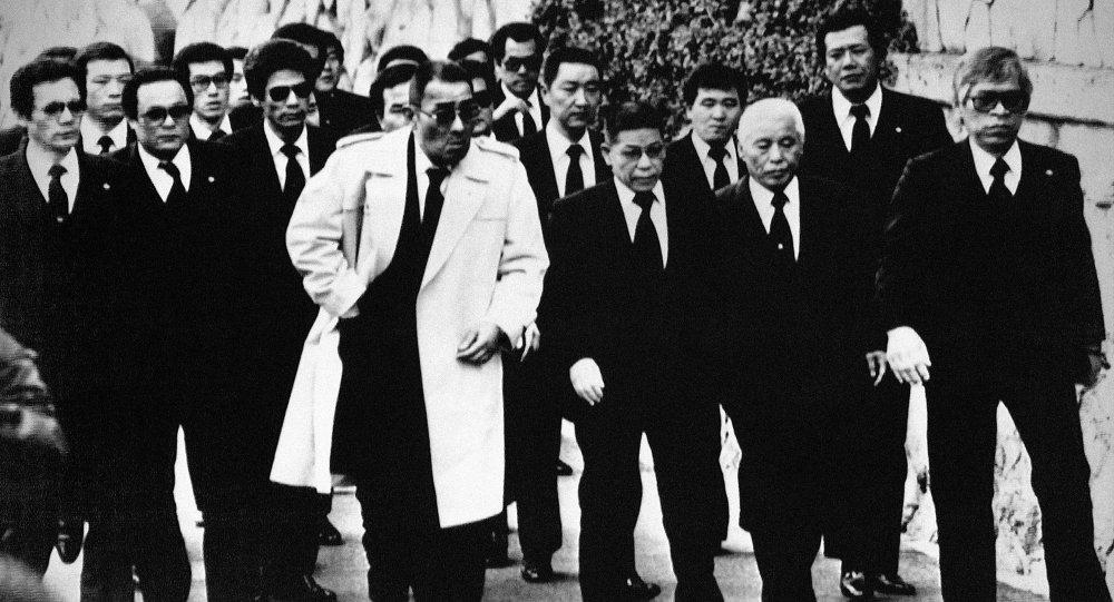 日本「黑幫」在分裂後又形成了新的犯罪組織