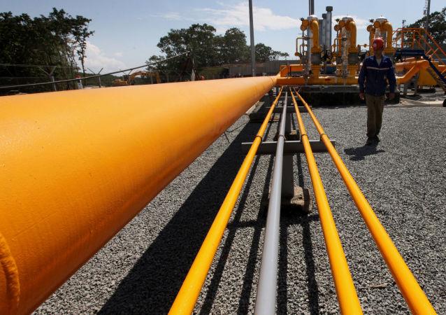中俄東線天然氣管道工程隧道管道勝利穿越兩國邊境線
