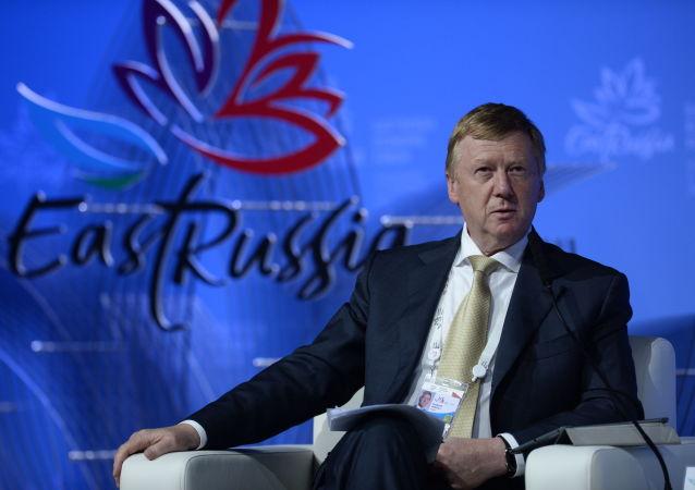 俄納米技術集團公司管理委員會主席阿納托利·丘拜斯