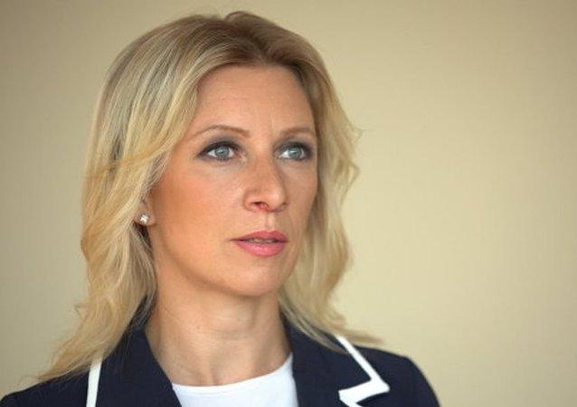 俄外交部發言人:俄反對以結盟保安全 問題需全球共同解決