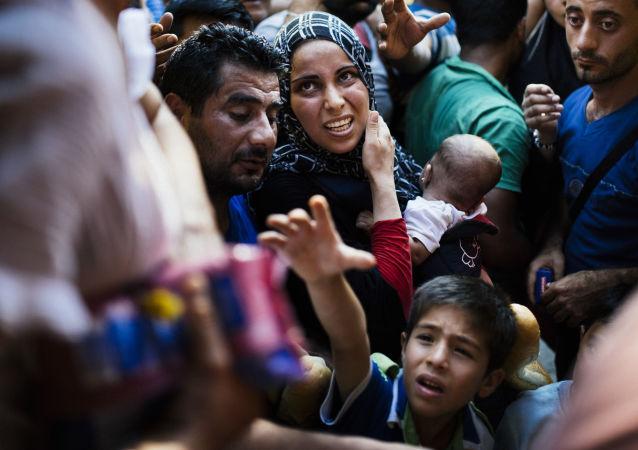 歐盟擬派遣400名邊防軍解決巴爾乾半島移民危機