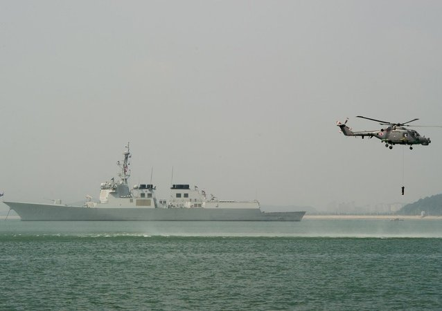 韓國海軍一艦艇32名官兵感染新冠病毒 另有一艦艇軍官的家人被確診