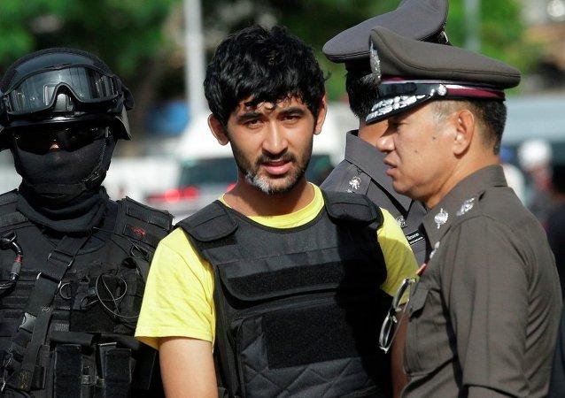 曼谷爆炸案頭號嫌疑人系中國維族人