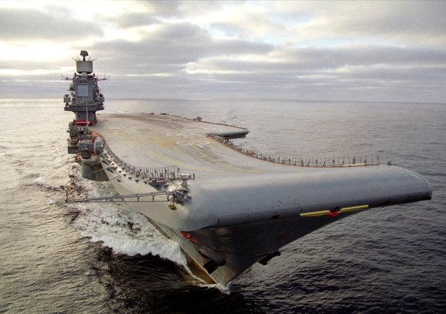 消息人士:「庫茲涅佐夫」號航母敘利亞之行前將在巴倫支海執行任務