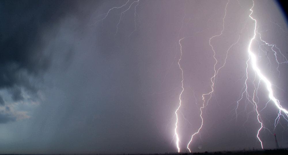 閃電(資料圖片)
