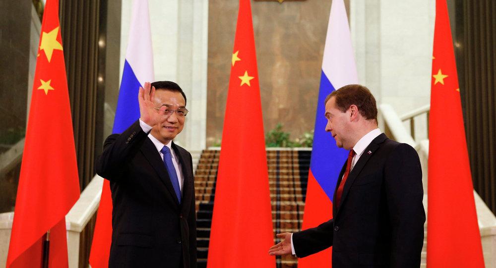 李克強:對中俄兩國未來合作前景充滿信心