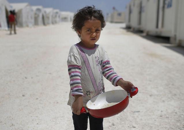 敘利亞孩子/資料圖片/