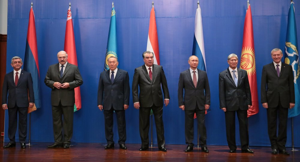 普京將在杜尚別討論集安組織框架內合作並會見其他國家元首