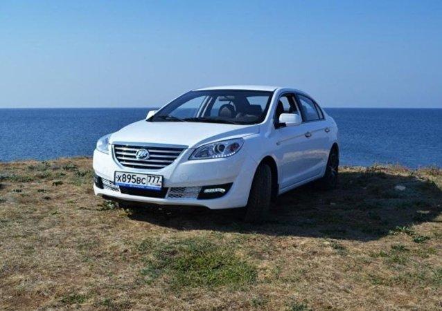今年前8個月中國汽車在俄銷售額接近3億美元 力帆居首