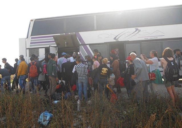 歐盟峰會就移民問題達成協議