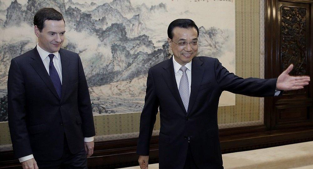 中國專家:英國推進人民幣國際化是為鞏固其國際金融中心地位