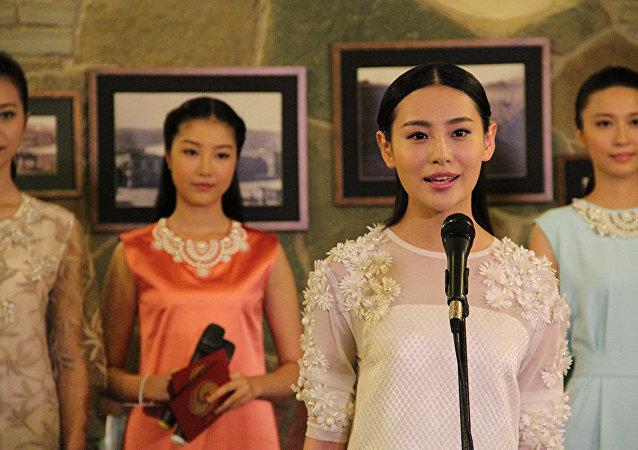 中華小姐環球大賽半決賽在第比利斯舉行