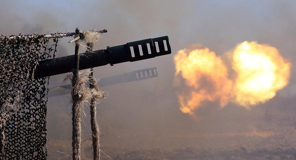「風信子-S」自行火炮