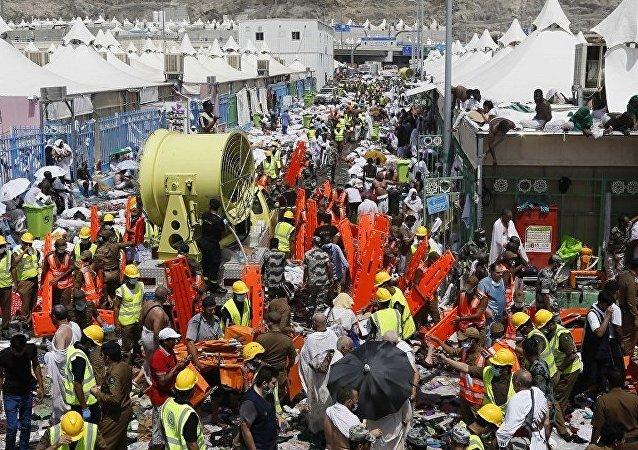 伊朗:沙特麥加附近踩踏事件導致2000人死亡