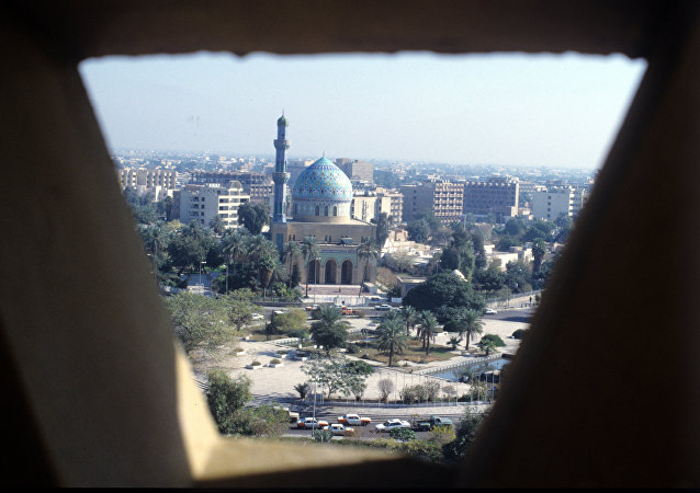 俄駐伊拉克大使館否認成立用於反「伊斯蘭國」的三國協調中心