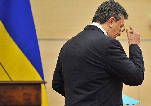 普京:我清楚知道美國與推翻亞努科維奇有關