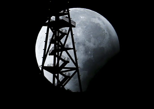 NASA正與外國夥伴商討建立近月空間站