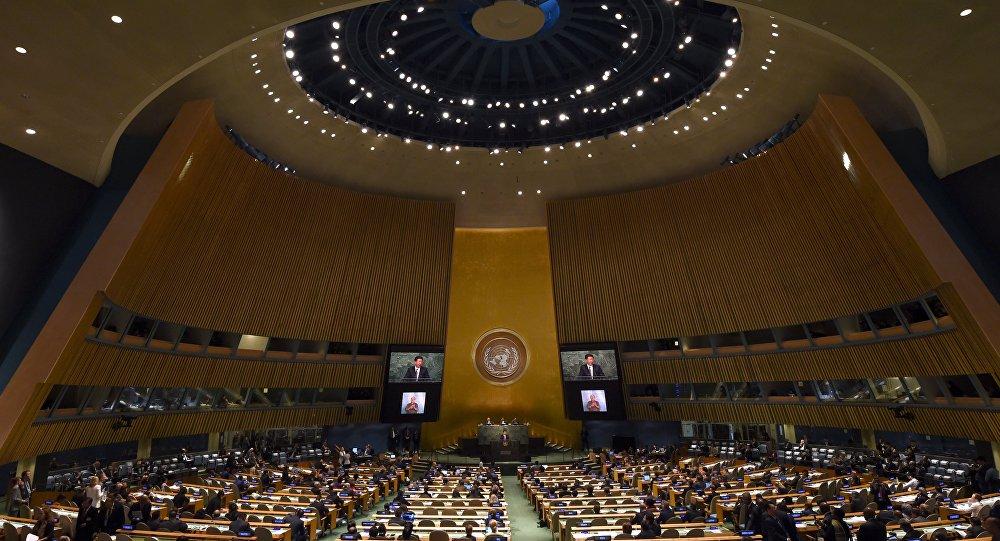 聯合國大會週年紀念會議