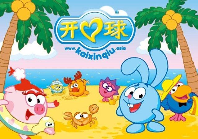 Riki 集團總經理:俄動畫片在中國市場大受歡迎