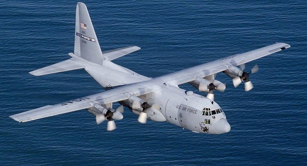 葡萄牙境內一架C-130軍用運輸機墜毀 3人死亡