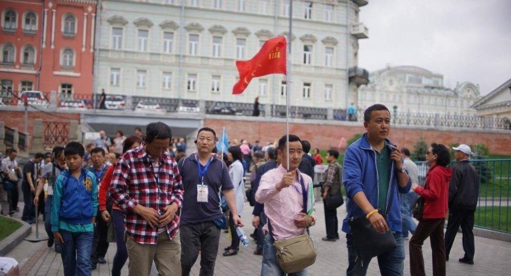 莫斯科正為來2018年世界杯看球的球迷制定徒步參觀路線