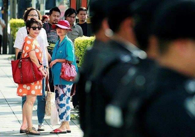 中國「黃金周」令泰國當局頭疼