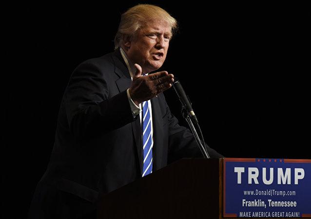 特朗普:中國將在TPP協定中獲益