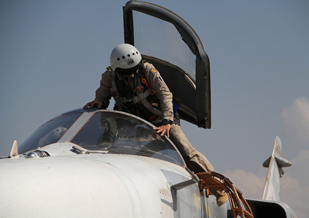 敘利亞行動後正對俄戰鬥航空兵飛行員裝具進行升級