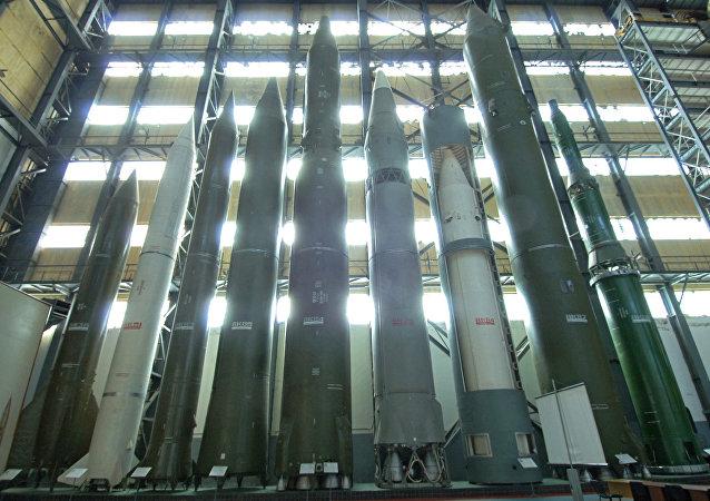 俄羅斯戰略火箭軍軍事學院