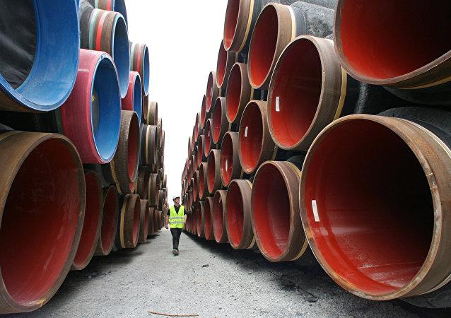 美國反對「北溪-2」號天然氣管道的決議是不正當競爭