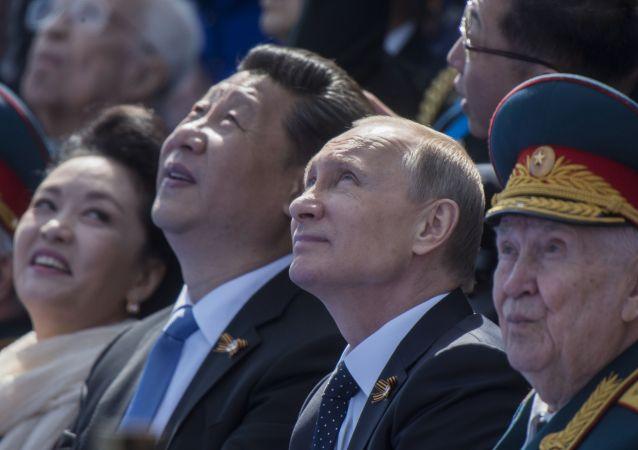 俄副防長在中國的論壇上指出了偉大勝利70週年的重要性