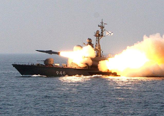 俄太平洋艦隊軍人將參加與日印越的多場海軍演習