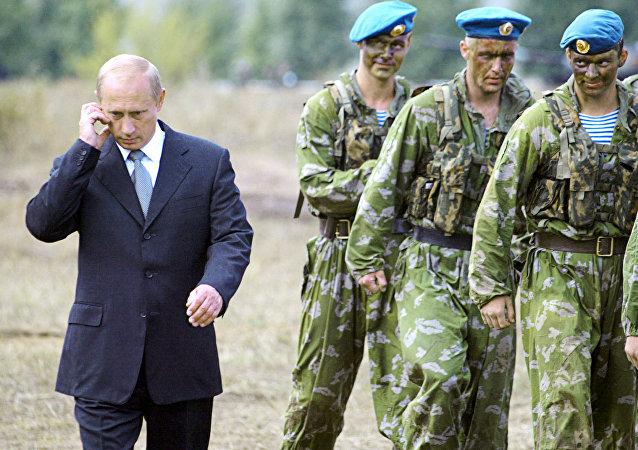 民調:俄公民對普京和軍隊的信任度上升