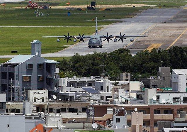 圍繞沖繩美軍基地搬遷的談判屢陷膠著