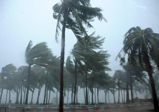 哥斯達黎加因颶風「奧托」宣佈實行緊急狀態