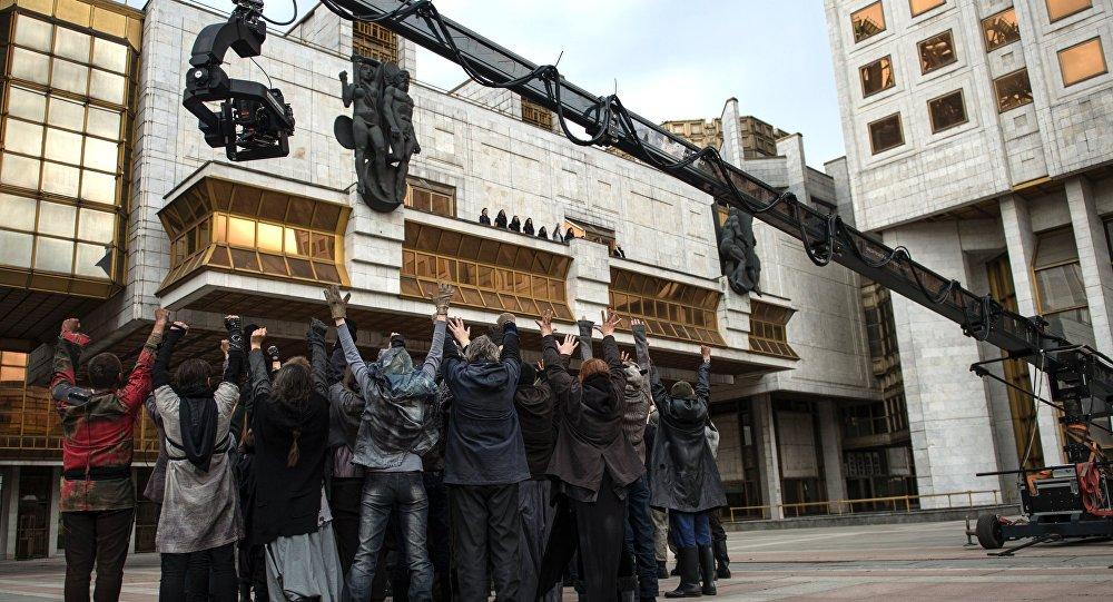 俄中印將聯合拍攝一部電影