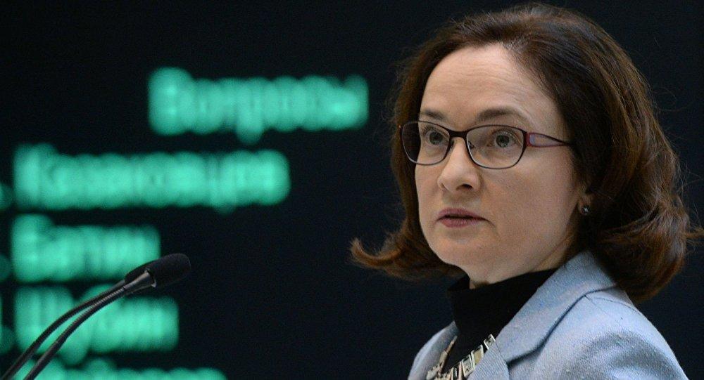俄央行行長納比烏琳娜