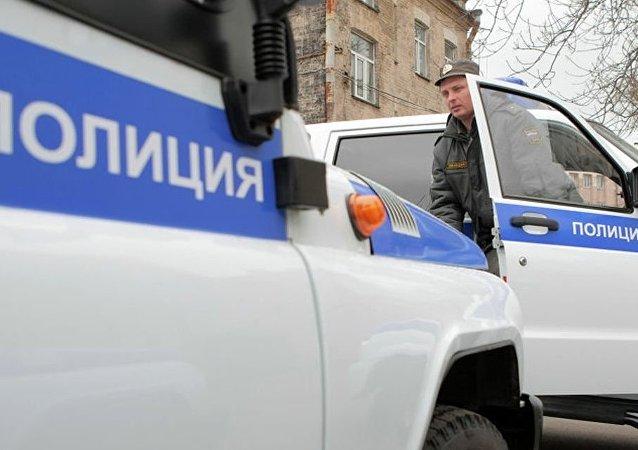 俄羅斯警察