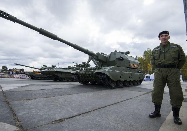 俄烏拉爾車輛製造廠正在研究坦克遙控技術